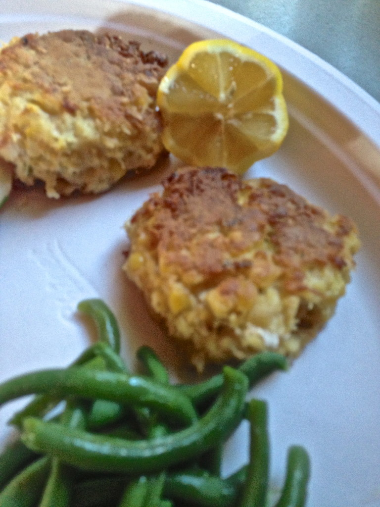 crab cakes crab and corn cakes recipe yummly crab and corn cakes crab ...