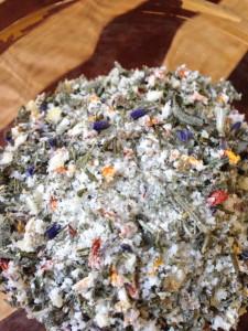 Herb Salt or Salt Provencal