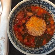 White Bean and Kale Stew