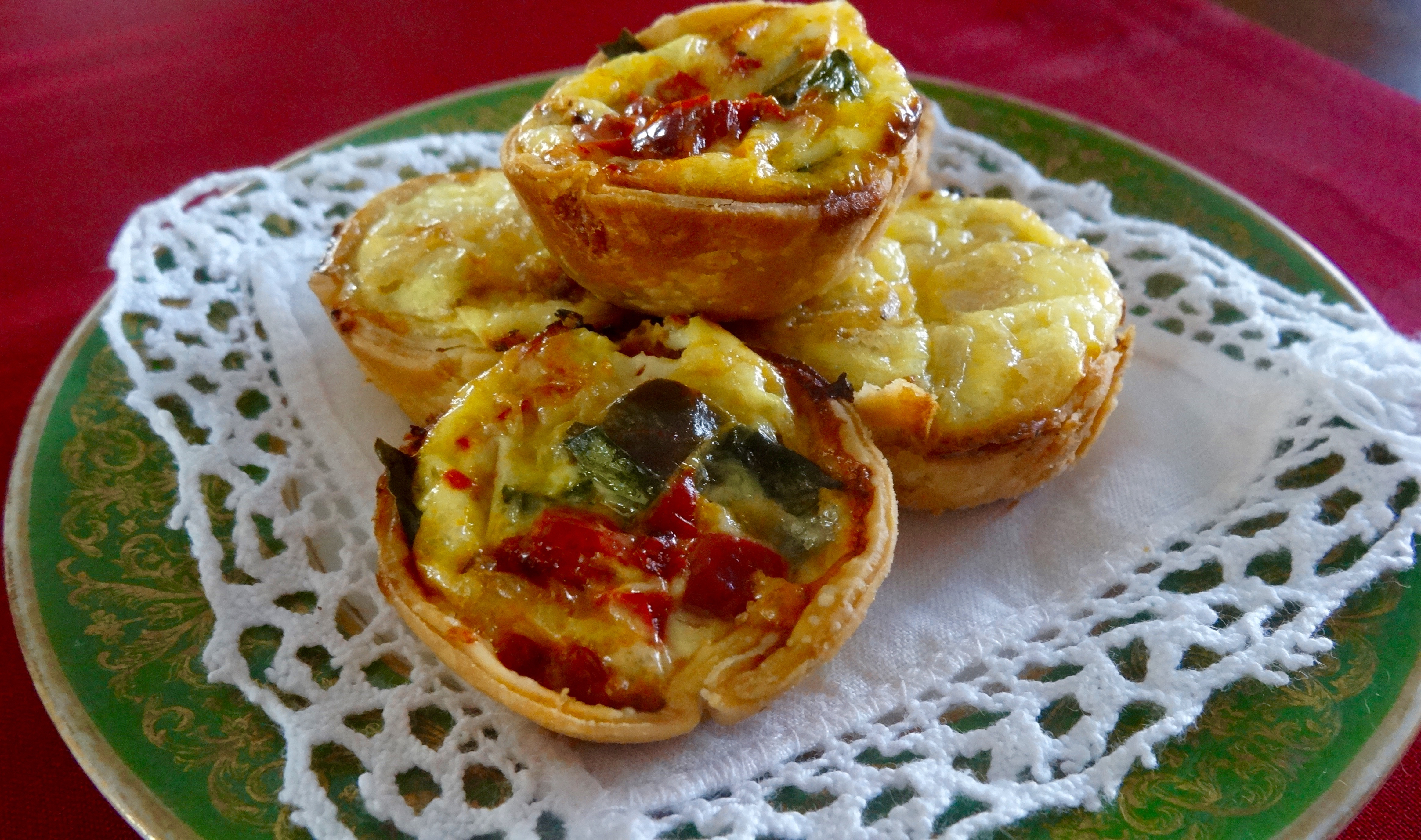 Finest Finest Savory Mini Quiche With Mini Kche With Kche Orange With  Minikche Hotel With Kche Orange